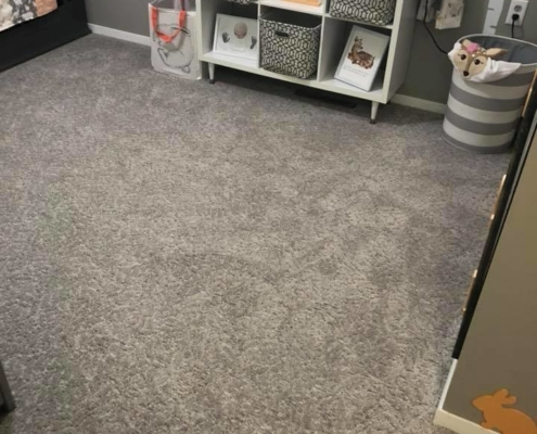 Nursery After - Carpet