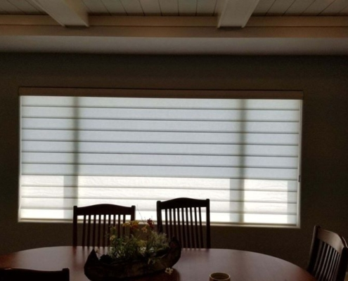 Pirouette Shades by Hunter Douglas