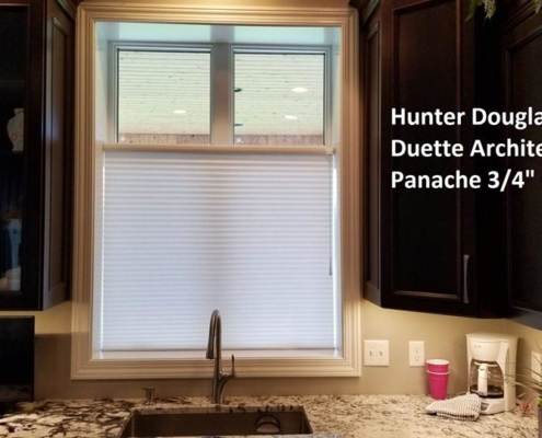 Hunter Douglas Duette Architella