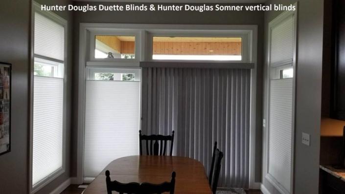 Hunter Douglas Duette & Somner