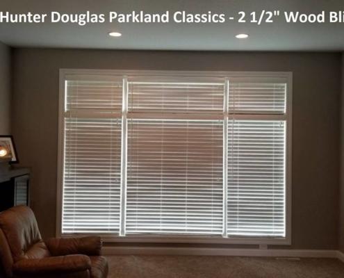 Hunter Douglas Parkland Classics