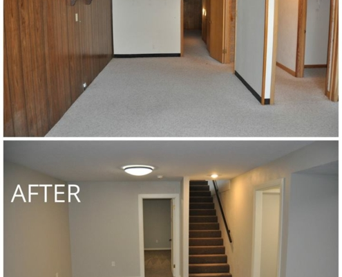 Before & After of Carpet