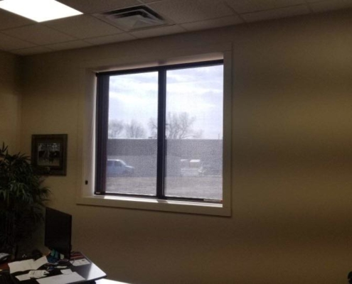 Law Office Windows
