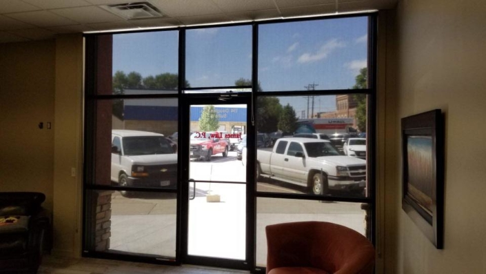 Law Office Windows