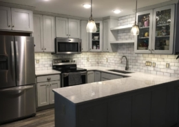 Kitchen Backsplash by Mozak's
