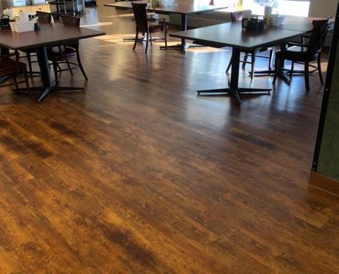 Avera Sacred Heart Majestic Bluffs New Floors