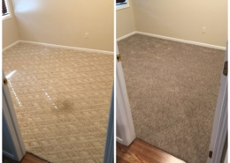Before & After - Bedroom