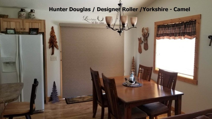 Cordless Roller Shades by Hunter Douglas
