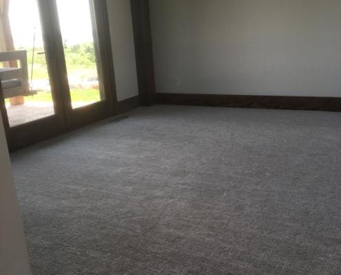 New Home - New Carpet