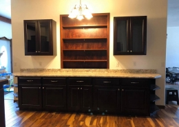 New Cabinets & Countertops