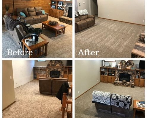 Carpet Updates